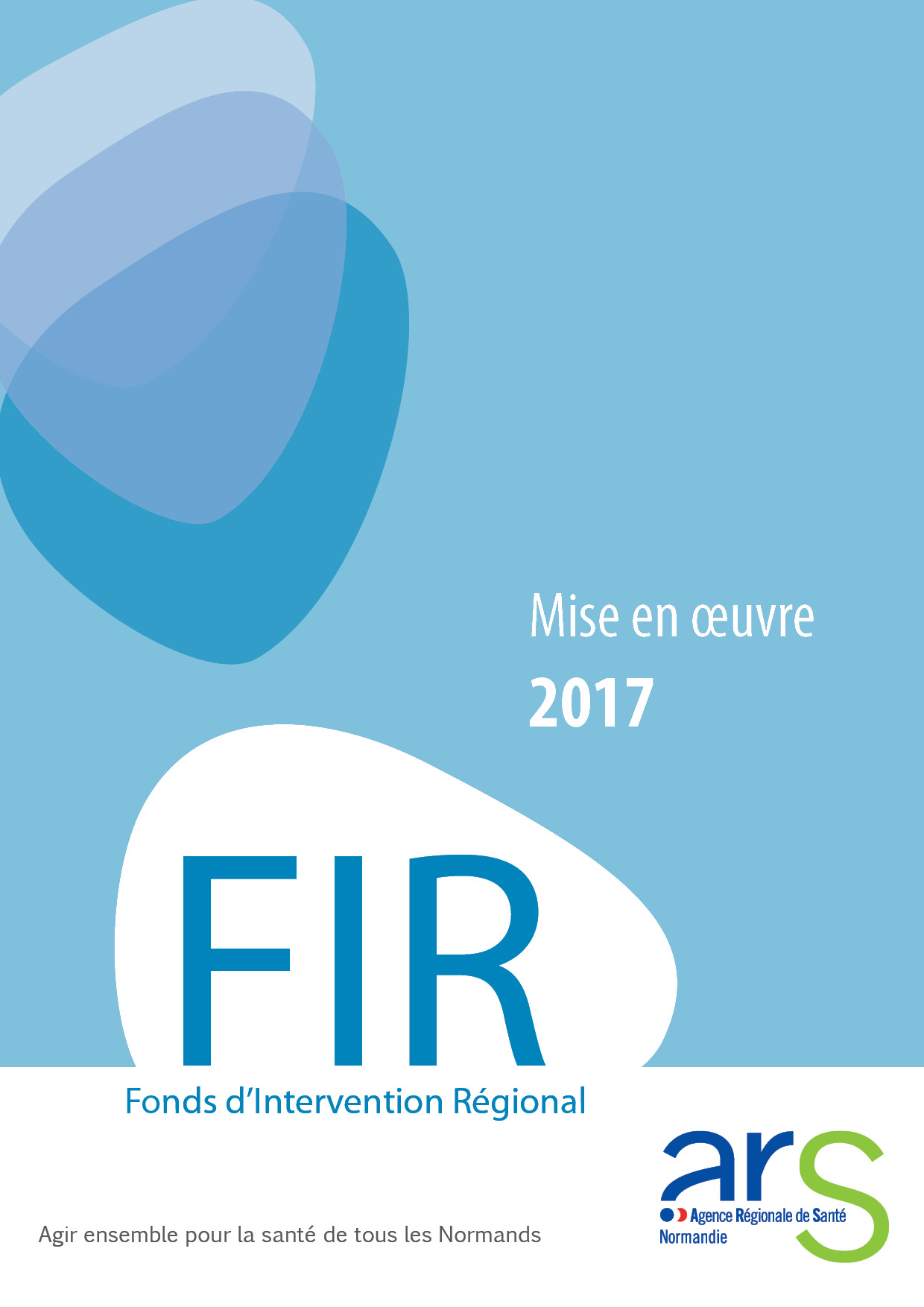 Couverture de la brochure FIR 2017